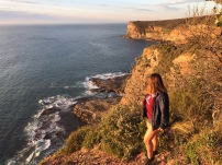 Cal State LA student Marlen studying abroad for the year in Australia