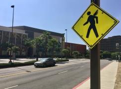 Cal State LA campus