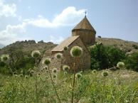 Armenian apostolic church on Akhtamar Island.